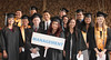 """Leeward CC management program graduates. (photos by Cameron Rivera)  Leeward Community College celebrated spring 2017 commencement on Friday, May 12, 2017 at Tuthill Courtyard.  For more photos from Leeward Community College's spring 2017 commencement go to:  <a href=""""https://www.flickr.com/photos/leewardcc/sets/72157683964234296"""">www.flickr.com/photos/leewardcc/sets/72157683964234296</a>"""