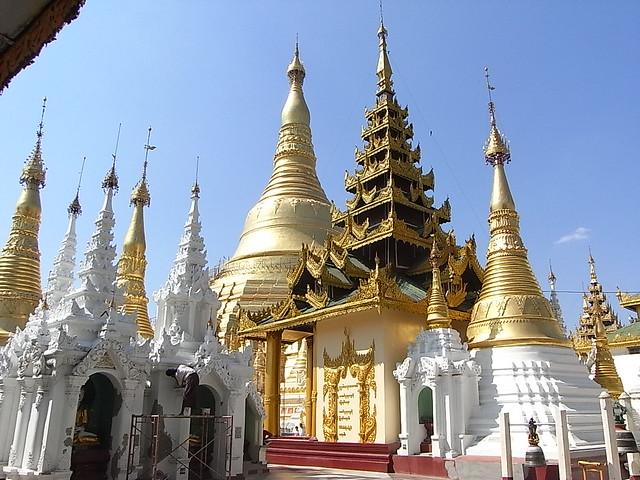 7b. Shwedagon Pagoda