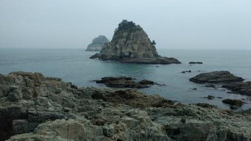 Oryukdo Island