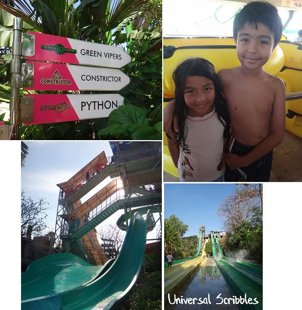 Waterbom Bali Slides 3