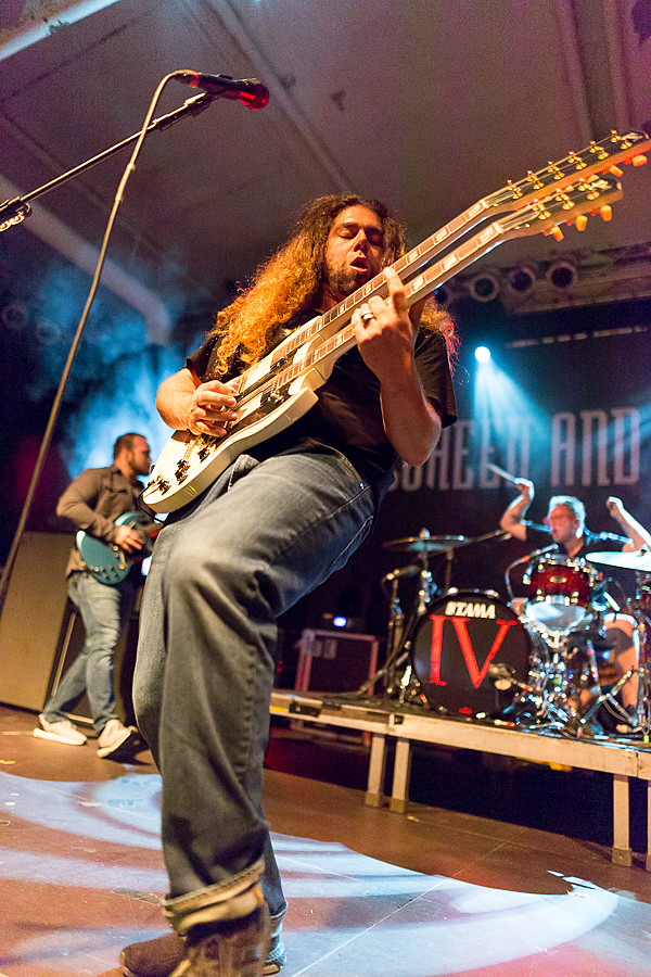 Coheed And Cambria live in Cologne