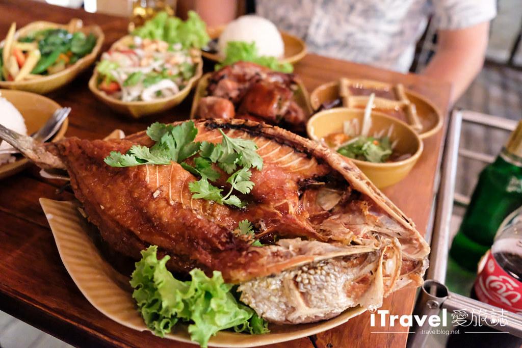 曼谷河岸美食餐厅 Larb Loi at Yodpiman River Walk (30)