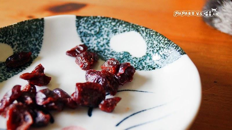 愛吃蔓越莓的貓