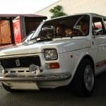 Fiat 127 Abarth Vehiculo