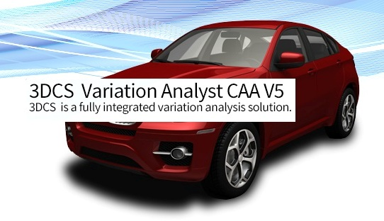 3DCS Variation Analyst 7.4.0.1 for CATIA V5 Win64
