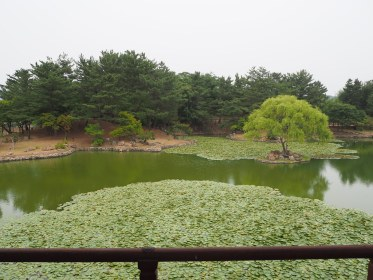 Anapji Royal Pond Garden
