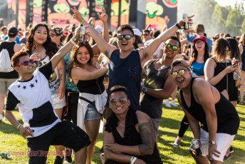 Fvded In The Park - Day 1 @ Holland Park - July 7th 2017
