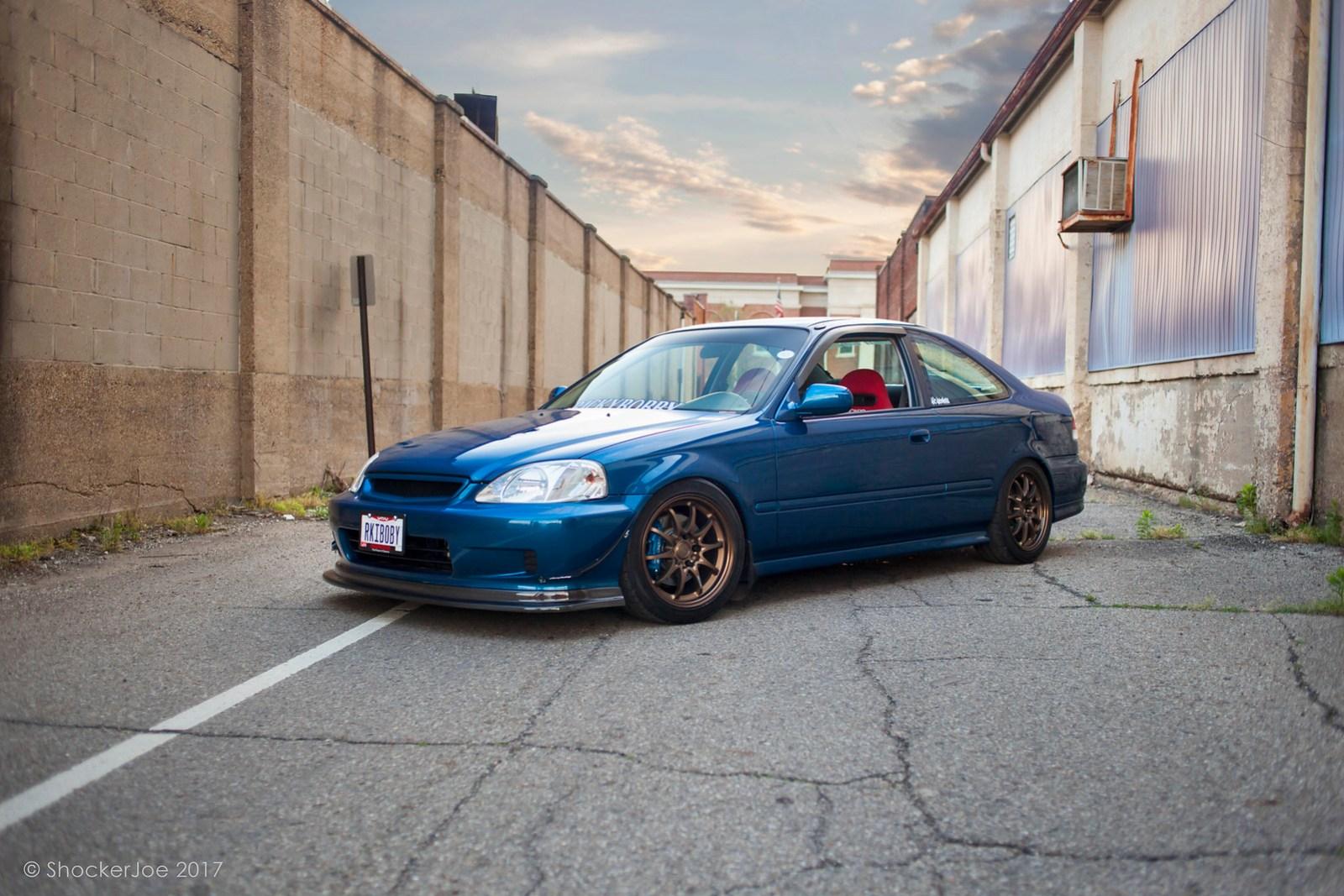 Ricky's Car with Zack