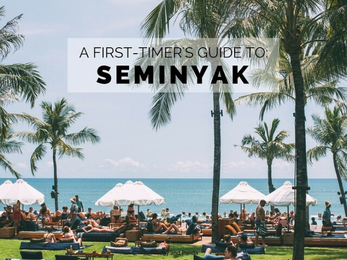 A First-Timer's Guide To Seminyak (Perogy and Panda Bali Destination Guide)