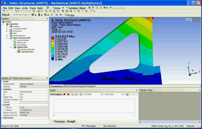 Working with Ansys 12.1 RC2 32bit 64bit full license