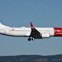Norwegian EI-FYB, OSL ENGM Gardermoen 17.06.30