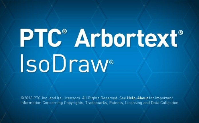 PTC Arbortext IsoDraw 7.3 M080 FULL