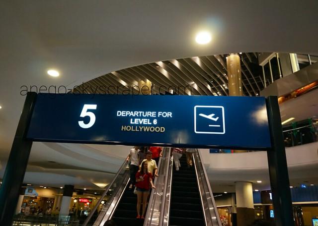 Terminal 21 ハリウッド