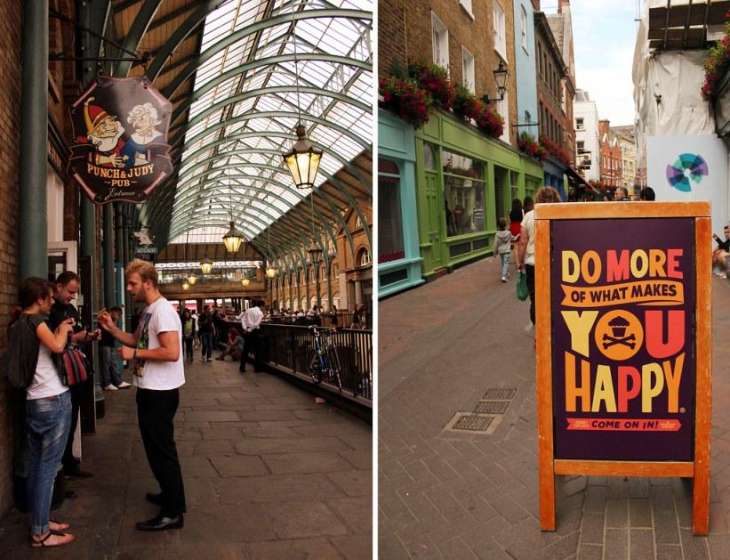 5 fede markeder i London