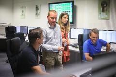 LISA Pathfinder control team