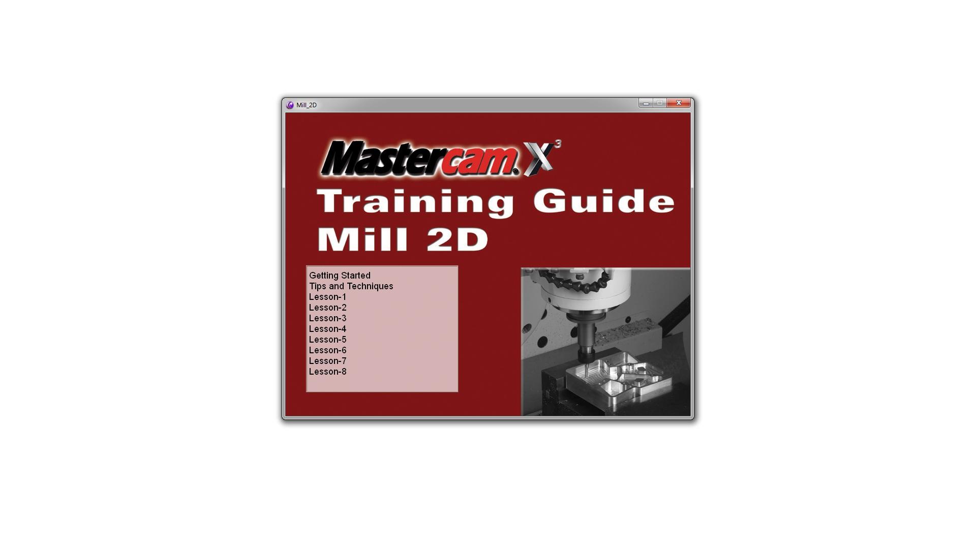 Versalift training manual ebook array mastercam x6 training guide mill 2d ebook rh mastercam x6 training guide mill 2d fandeluxe Gallery
