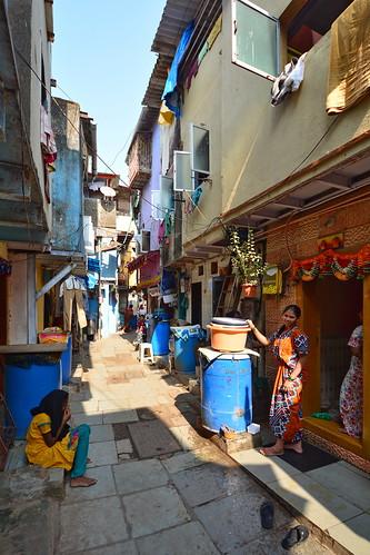 India - Maharashtra - Mumbai - Dharavi Slum - 37