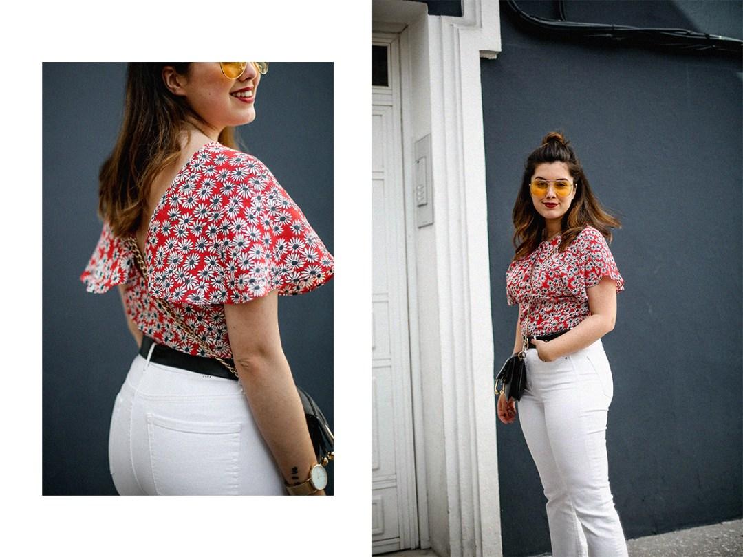 flower-top-zara-frayed-white-jeans-chanel-slingback-jw-anderson-bag-streetstyle17