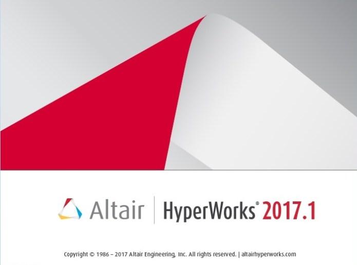 Altair HyperWorks 2017.1 Suite Linux64
