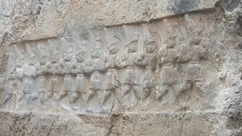12 yer altı tanrısı