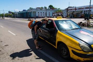 Lust-4-life reiseblog travel blog kuba cuba taxi transport