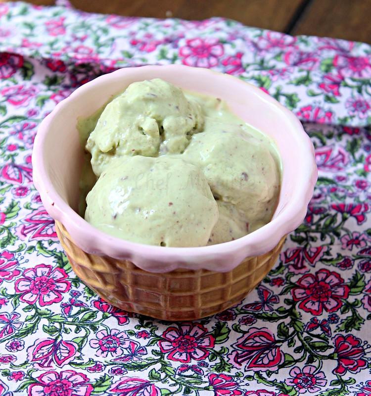 Mint Frozen Yogurt -edit