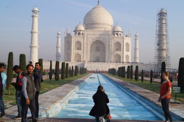 lust4life travel blog india taj mahal