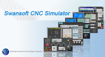 Nanjing Swansoft CNC Simulator 7.1.2