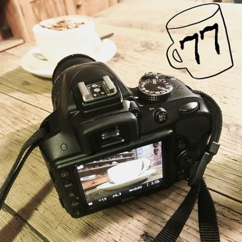 Photographing Coffee