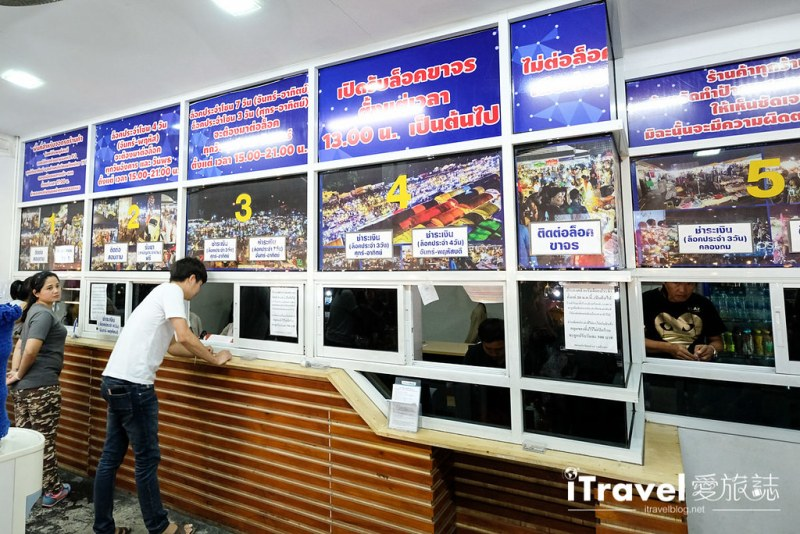 《曼谷夜市集景》理杜安夜市:合家同乐在地平价大型夜市