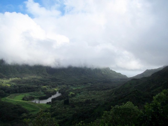 Picture from the Nuuanu-Judd Trail