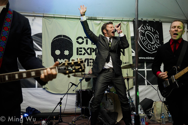 The Smugglers @ OXW 2017