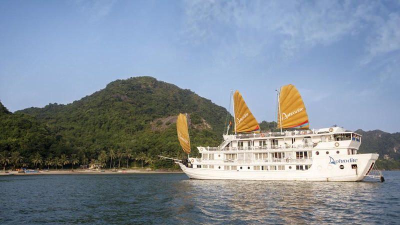 Aphrodite Cruises Halong 1