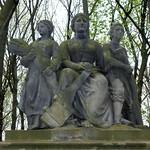 """8. """"Die Weichsel"""" im Berliner Tiergarten"""
