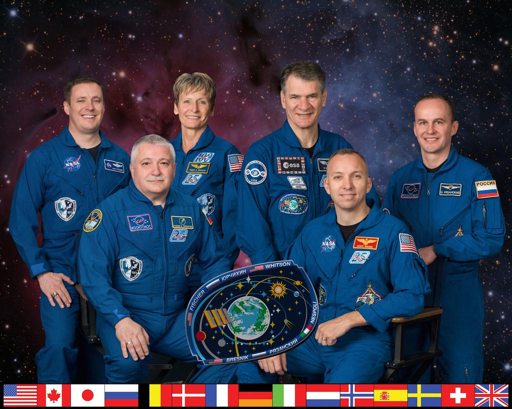 Expedition 52 Crew Portrait