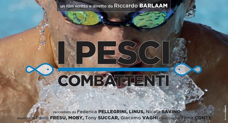 I Pesci combattenti, il docu-film sul progetto AcquaRio del nuoto paralimpico