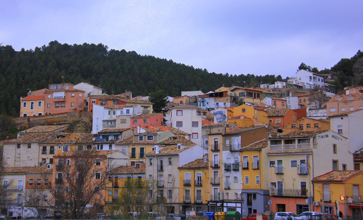 we had no plan to visit Cuenca, but were glad that we did stop by Spain's most underrated city
