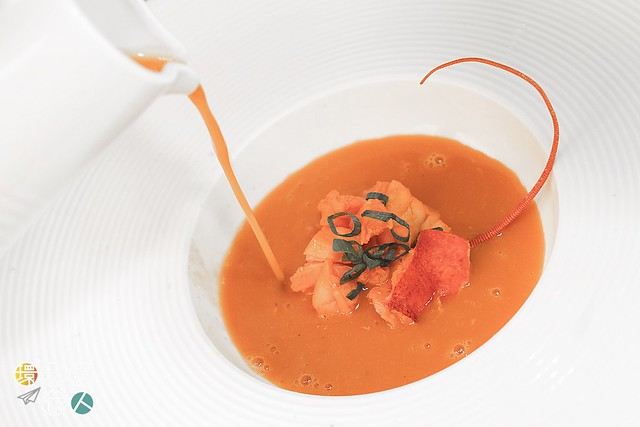 Lobster Bisque Soup龍蝦湯