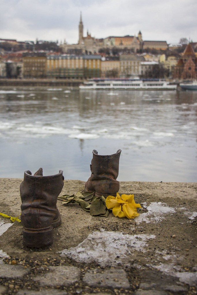 Shoes on the Donaube Bank, Budapest