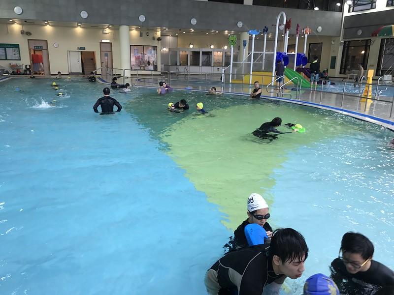 何文田游泳池