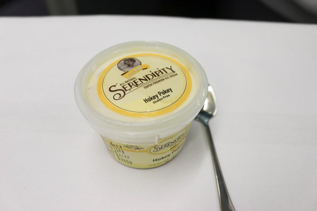 Serendipity ice cream - Hokey Pokey flavour