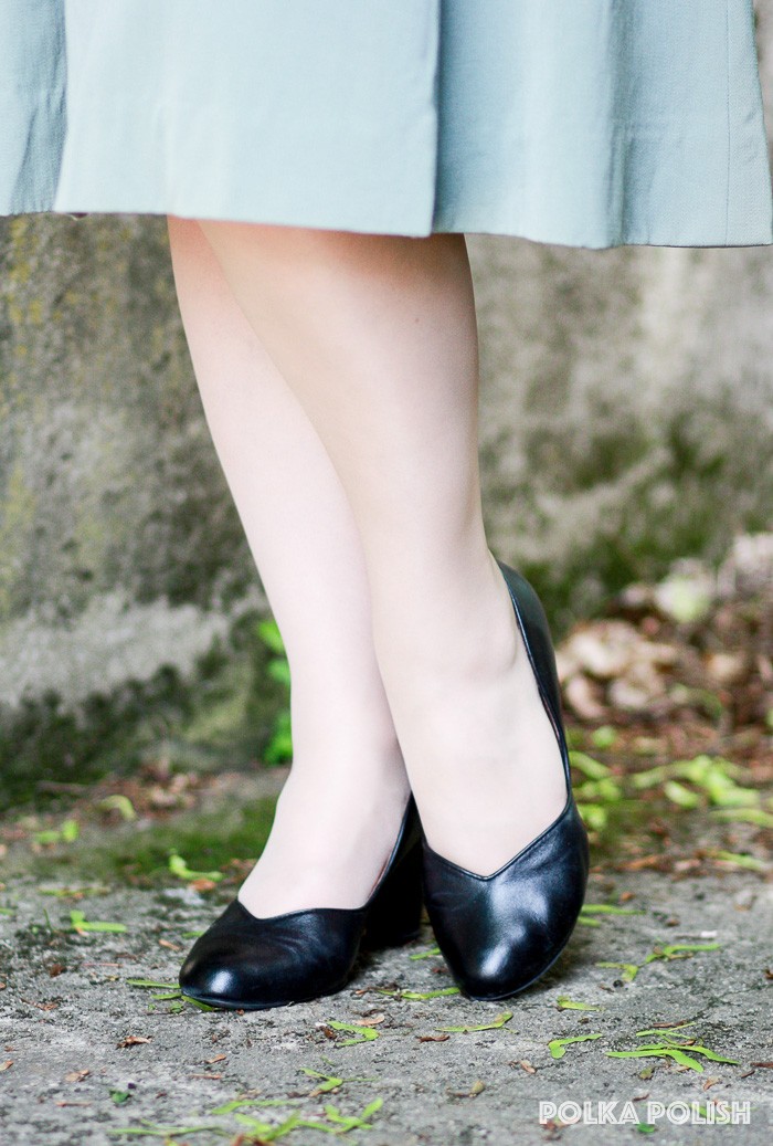 Royal Vintage Shoes Marilyn pumps in black