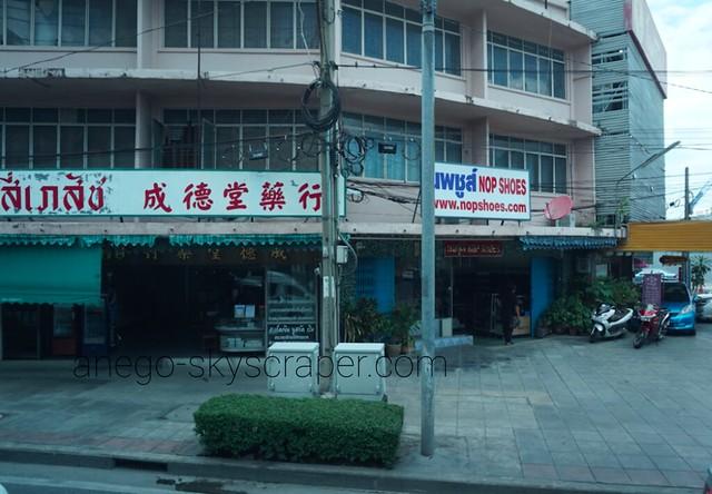 バンコクの街角