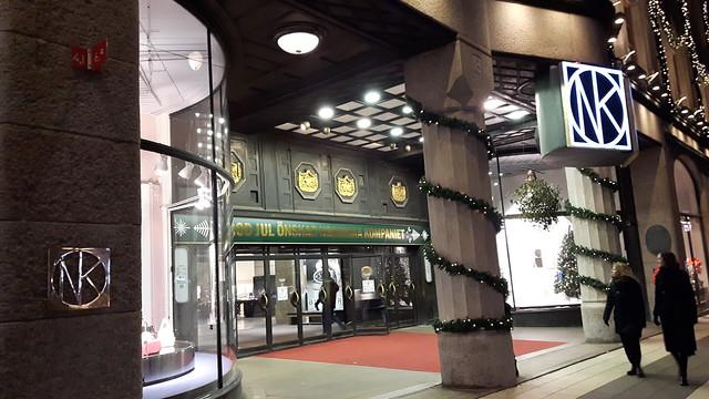 Shoppen in Stockholm - Nordiska Kompagniet
