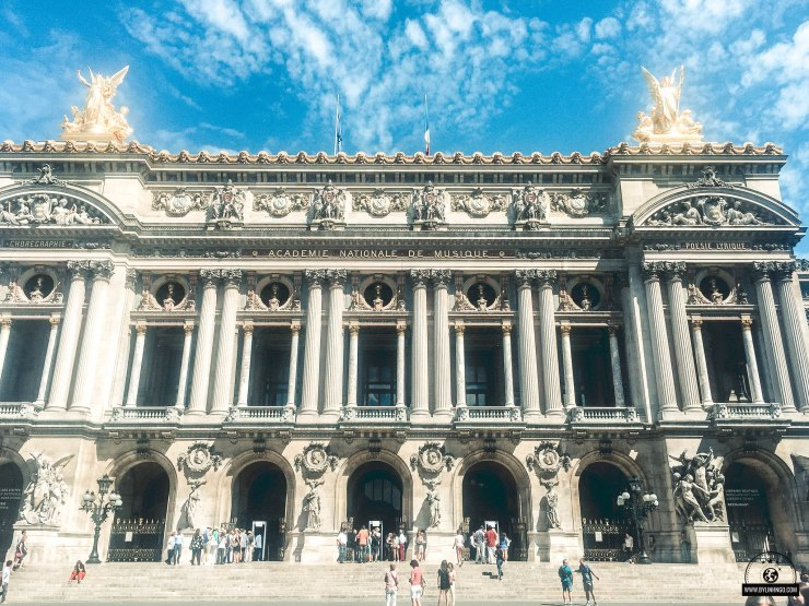 Nhà hát Opera Palais Garnier