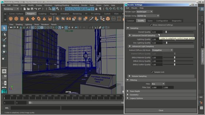 Learning Autodesk Maya 2016 by videos
