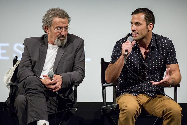 Thomas Schlamme and Juan Javier Cardenas