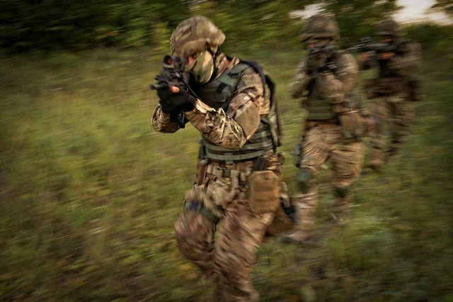 Training Special Operations Forces