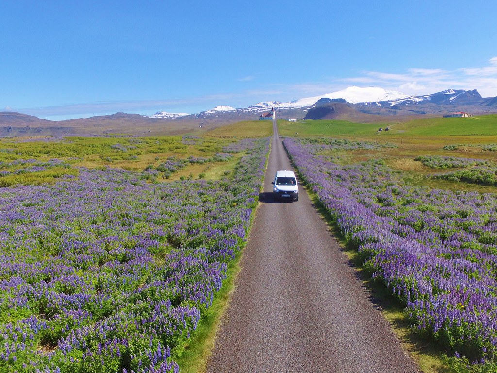 Hints and tips for driving in Iceland