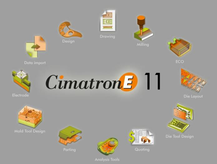 Cimatron E11 full software